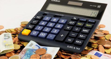 Kreisstadt Merzig: Finanzen