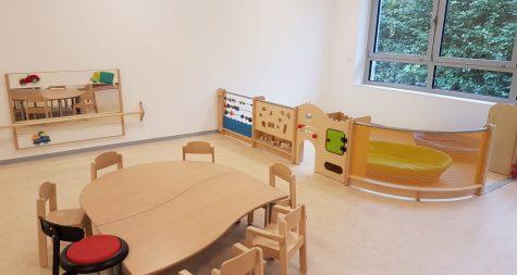Jugend- und Bildungseinrichtungen in Merzig: Krippe Ballern