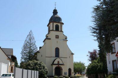 Schwemlingen Kirche