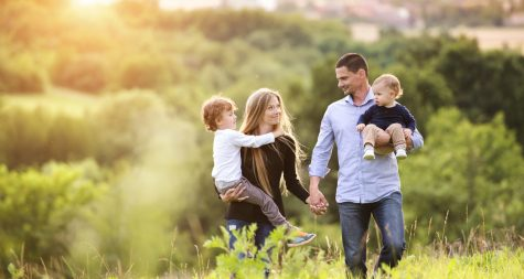 Kreisstadt Merzig: Familie und Soziales