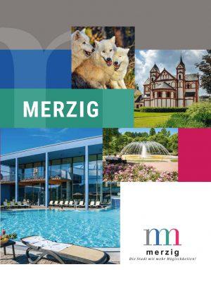 Cover der Imagebroschüre
