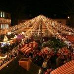 Merziger Weihnachtsmarkt am Stadthaus