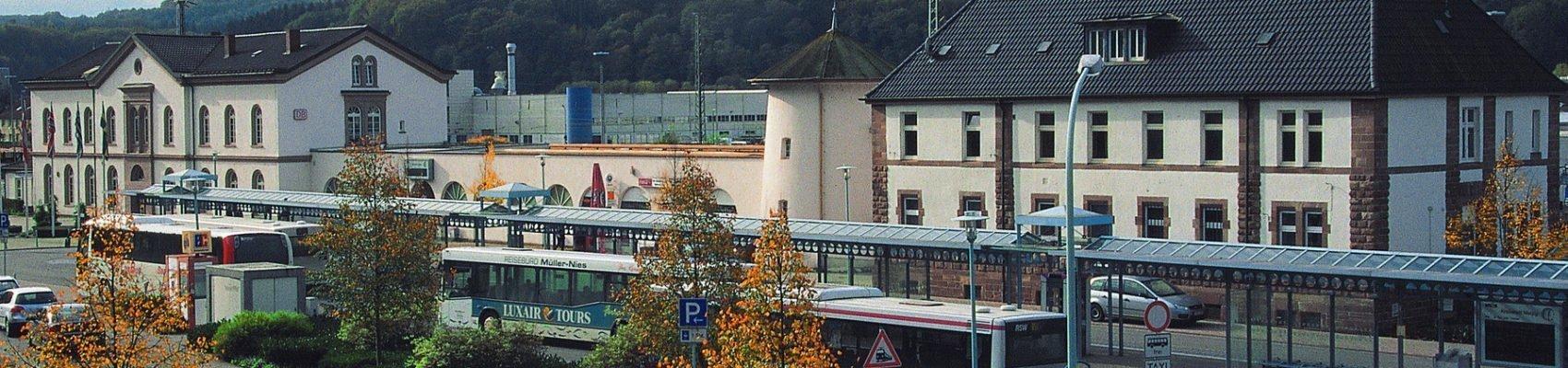 Umweltbahnhof in Merzig