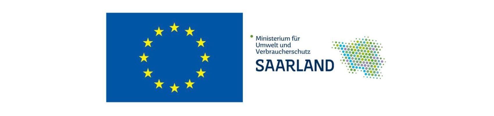 Logos: EU, Ministerium für Umwelt und Verbraucherschutz