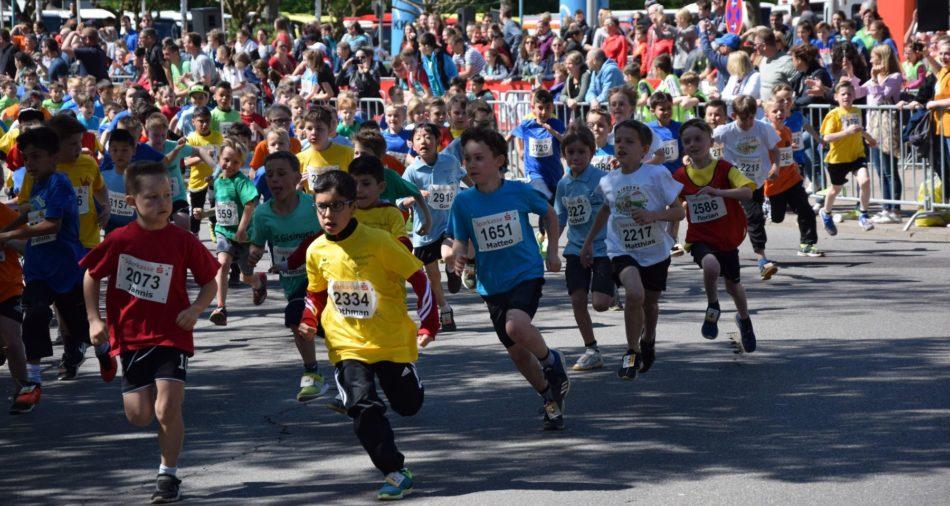 Schullaufmeisterschaften 2018