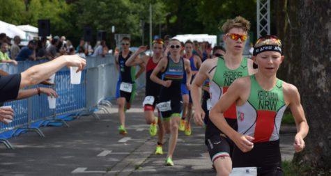 Kreisstadt Merzig: Triathlon-Veranstaltungen