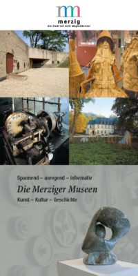 Cover Museumsflyer