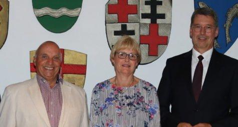 Kreisstadt Merzig: Ehrenamtliche Beigeordnete