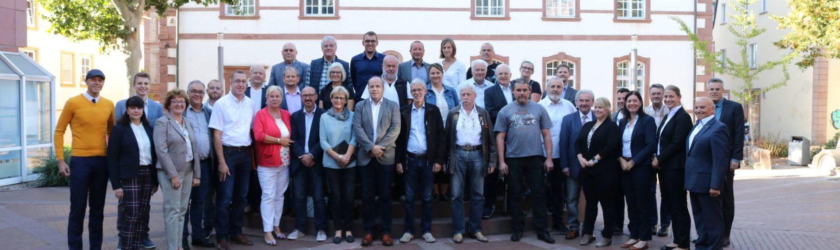 Stadtrat der Kreisstadt Merzig 2019