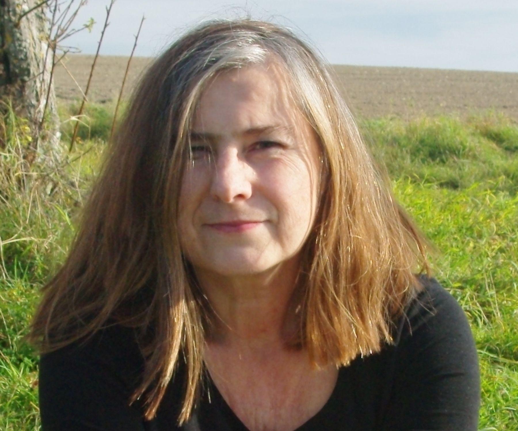 Das Bild zeigt ein Porträt von Grazyna Bednarczyk.