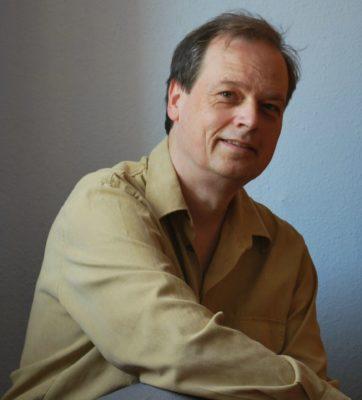 Das Bild zeigt ein Porträt von Gunnar Kunz.