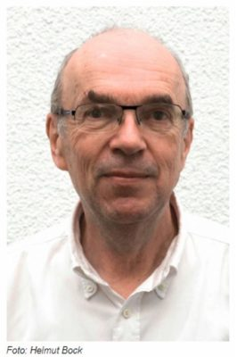 Das Bild zeigt ein Porträt von Rainer Petto.