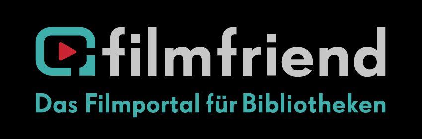 Durch Klicken auf das Logo gelangen Sie zur Seite des Online-Angebots Film-Friend.