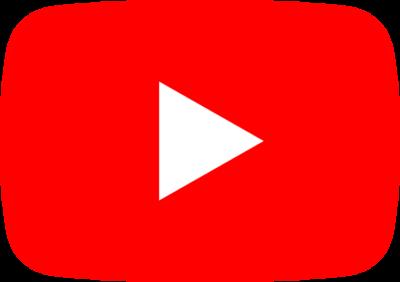 Das Bild zeigt das Youtube-Logo.