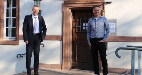 Pressemeldung:  Christian Bies wurde zum hauptamtlichen Ersten Beigeordneten ernannt