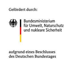 Auf der Grafik steht: Bundesministerium für Umwelt, Naturschutz und nukleare Sicherheit